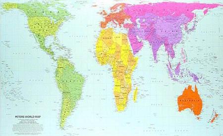 改变世界的十张地图:苏联地图居榜首