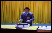 全国高中化学实验创新大赛15号湖南张家界选手硝酸性质实验的绿色化视频