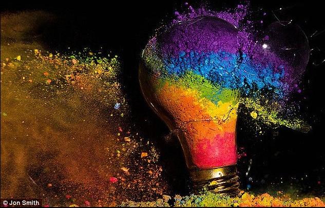 同性彩虹壁纸_\