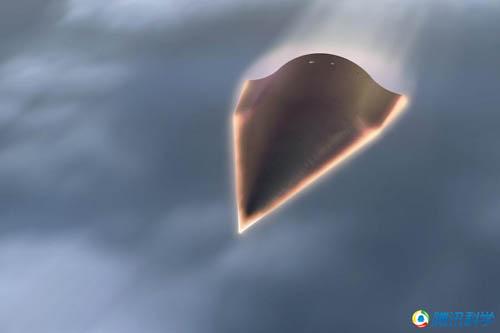 中国有20倍音速飞行器_美军20倍音速飞行器升空爆炸