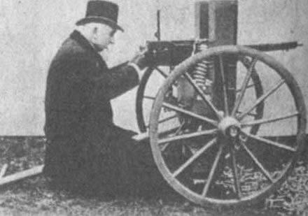 【1916年多少岁了】1916年11月24日 机关枪发明者马克沁去世