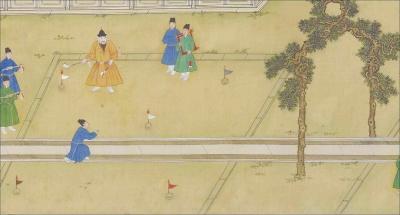 中国古代皇帝列表|中国古代哪位皇帝是体育明星?随身装备顶级豪华