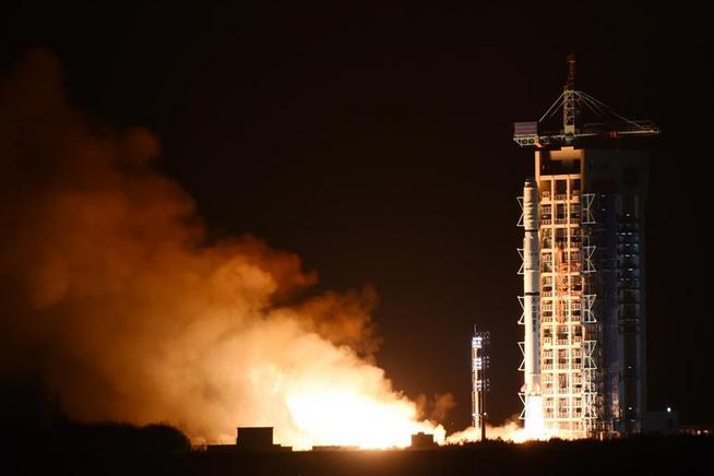 [我国成功发射高分六号遥感卫星]我国成功发射遥感卫星二十五号