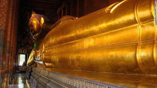 全球十大惊悚地点|全球十大最宏伟宗教雕塑:世界最大卧佛