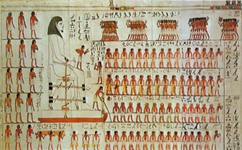 【金字塔巨石阵】金字塔巨石搬运之谜揭晓