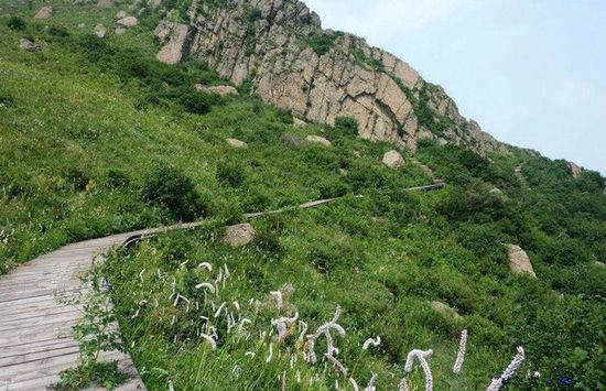 [宁波登山步道]京郊登山步道:鸽子台