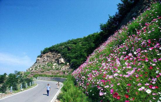 【宁波登山步道】京郊登山步道:百花山