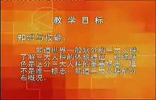 上海教育版 六年级下 第四章 第二节《世界人种》 【上海初中地理教师说课视频与实录】