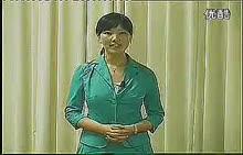 语文初中六年级 《羚羊木雕》语文青年教师说课视频专辑标清视频mp4(上海市适用)