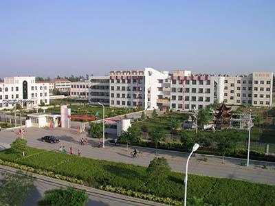江苏省东海县安峰高级中学