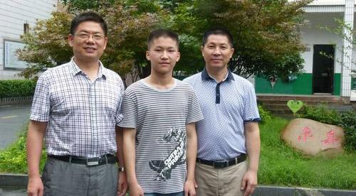 【2018荆州中考英语】2014年荆州中考状元朱雨佳:从学渣到学霸的蜕变