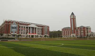重庆市枫叶国际学校图片