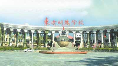 广东省东莞市东方明珠学校图片