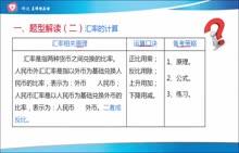 精品课+高中政治三轮第07讲汇率计算(新)