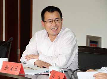 薛文元 江苏省常熟市第一中学校长