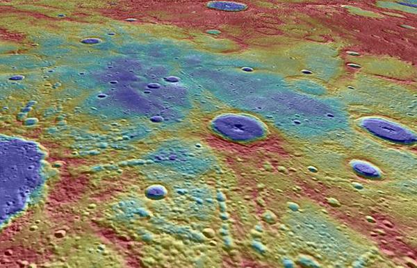 水星记|水星曾存在强磁场 或匹敌地球