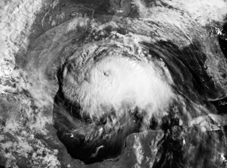 [研究成果]研究称飓风越大龙卷风越多