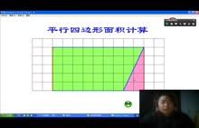 【初中数学微课视频】多边形面积(人教版八下19.3,高安市蓝坊镇初级中学:蓝清元)