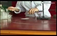 初中化学 视频素材 木炭还原氧化铜