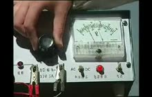 初中化学 视频素材 电解水的实验