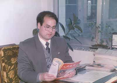 孟广臣 山东省莱芜市实验中学校长