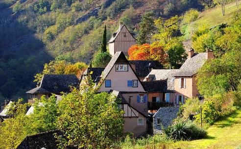 法国十大浪漫乡村小镇图片