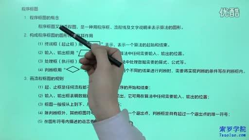 高中数学必修3《算法初步》算法与程序框图-程序框图_标清