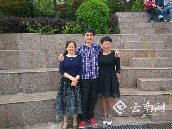 2016云南文科状元母昌程