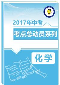 2017年中考化学考点总动员系列