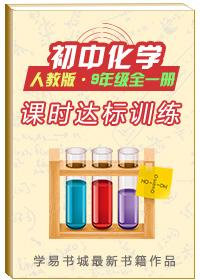 初中化学课时达标训练人教9年级全一册