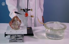 九年级化学 第二单元:分解高锰酸钾制取氧气-实验演示