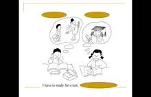 人教版 八年级英语上册:第9单元第2课时:must与have to的用法解析-微课