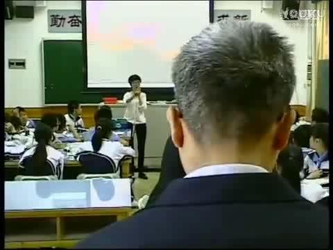 人教版 八年级物理:视频实录 平面镜成像-公开课