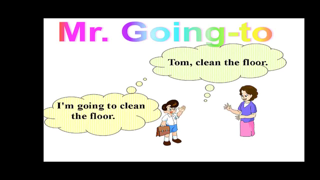 人教版 八年级英语上册:第6单元第6课时:be going to的用法-微课