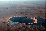 盘点十大壮观陨石坑【1】