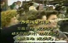 高中历史人教版选修三第五单元1991年海湾战争备课资料