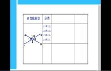 人教版 七年级数学:5.1 相交线 垂线-微课堂