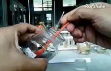 九年级化学 实验操作技能考试相关视频:酸的化学性质2-实验演示