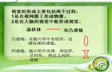 七年级生物 视觉的形成 彭辉-微课堂
