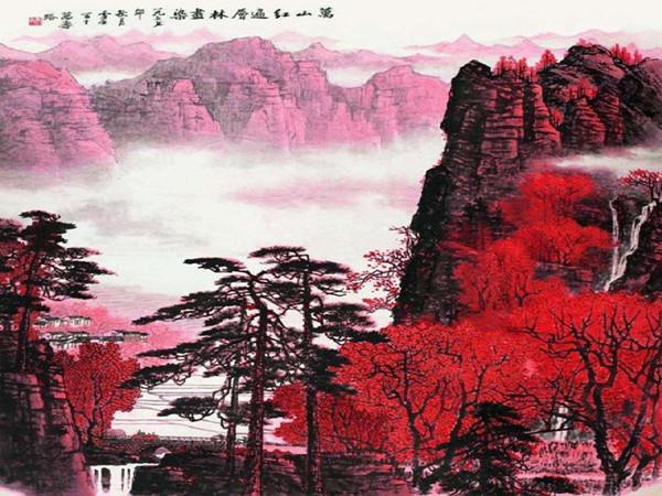 《沁园春·长沙》原文赏析|毛泽东