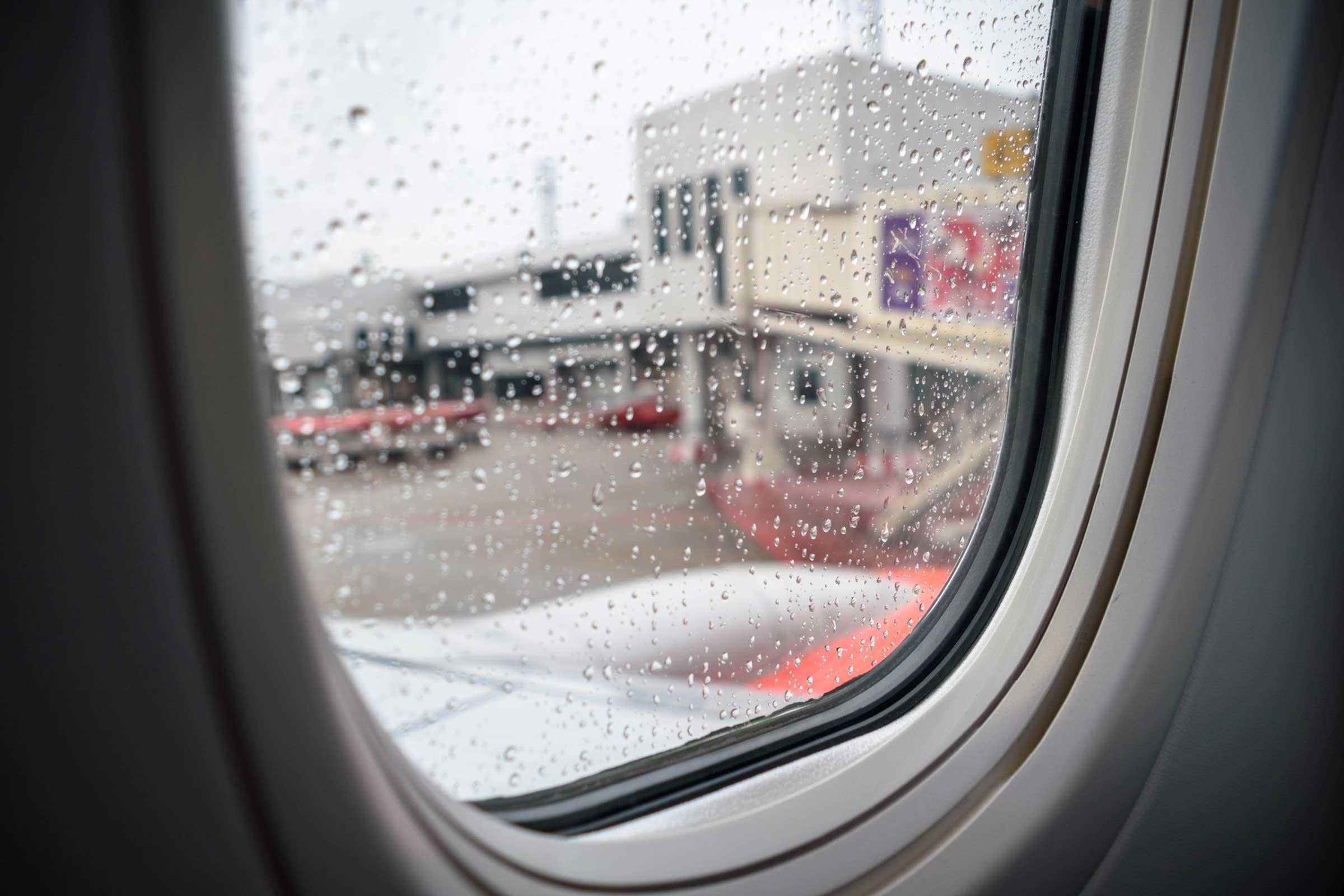 飞机上最安全的座位是哪个?