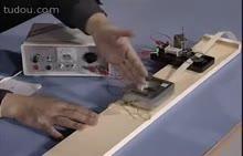 人教版 高一物理必修二 第七章 第6节:探究功与物体速度变化的关系-视频素材