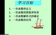 新人教版八年级数学课本(上册)-第14章一次函数的复习3-微课堂