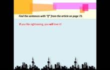 七年级英语:Unit 6 Grammar-视频微课堂