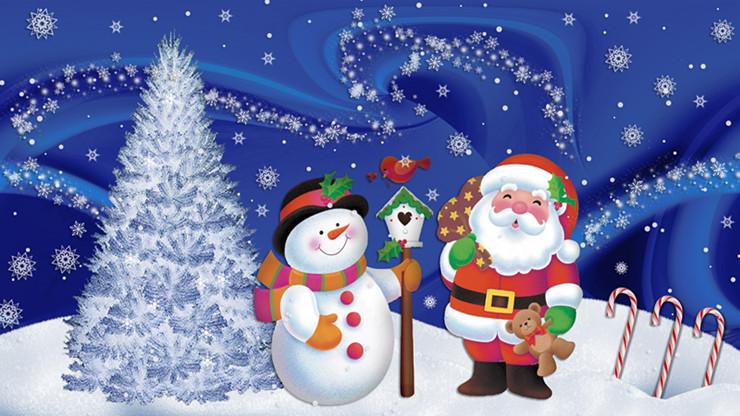 2018圣诞节英语祝福语