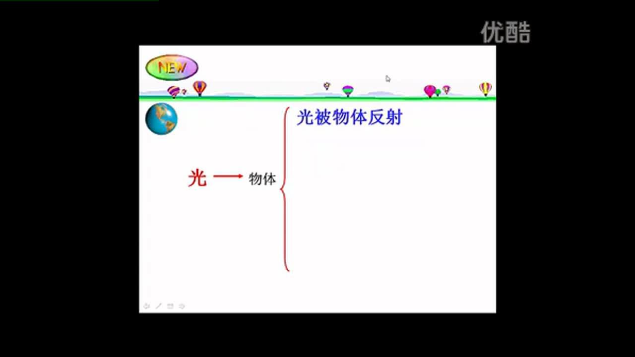 【深圳初中物理微课】物体的颜色(执教者:塘尾万里学校)