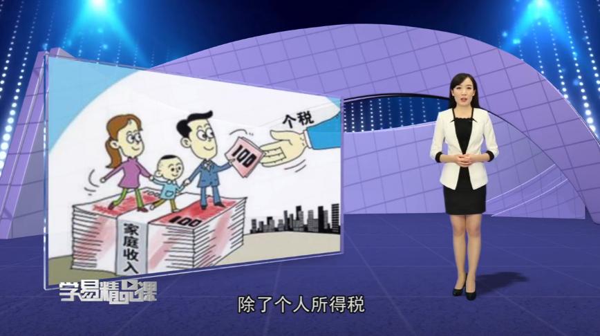经济生活 财政与税收 第二讲 税收的种类与作用