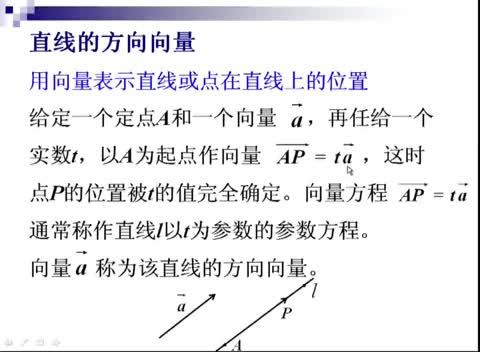 人教版 高二数学选修2-1 第三章 空间向量在立体几何中的应用