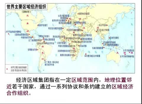 人教版 高一历史必修二 第八单元 第23课:世界经济的区域集团化-名师示范课
