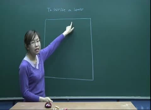 人教版 高一英语必修四_Unit4-Writing-名师示范课